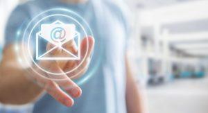 gestion de correo electronico